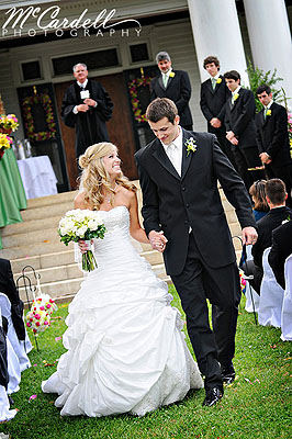NC all-inclusive weddings Greensboro Danville